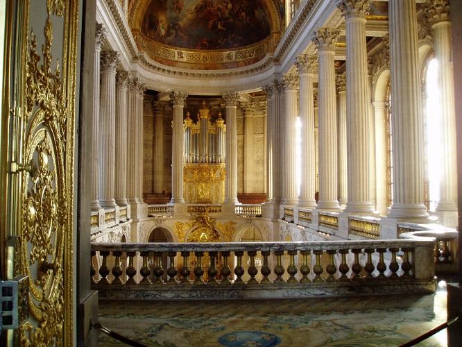 Image Les jeudis musicaux de la Chapelle Royale