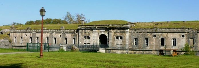 Image Visite du Fort de Bessoncourt