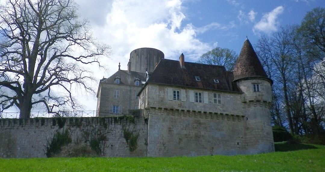 Image Visite libre du château de Rupt-sur-Saône