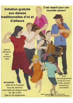 Image Atelier danses traditionnelles