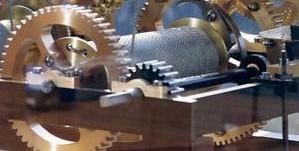 Image L'horloge de la Maison du Combattant , une horloge monumentale de 115 ans