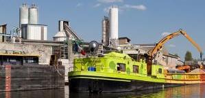 Image Croisière dans le port industriel de Bonneuil-sur-Marne