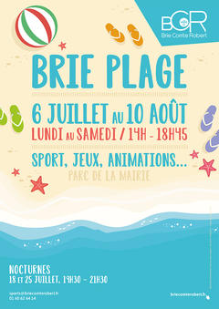Image Brie plage