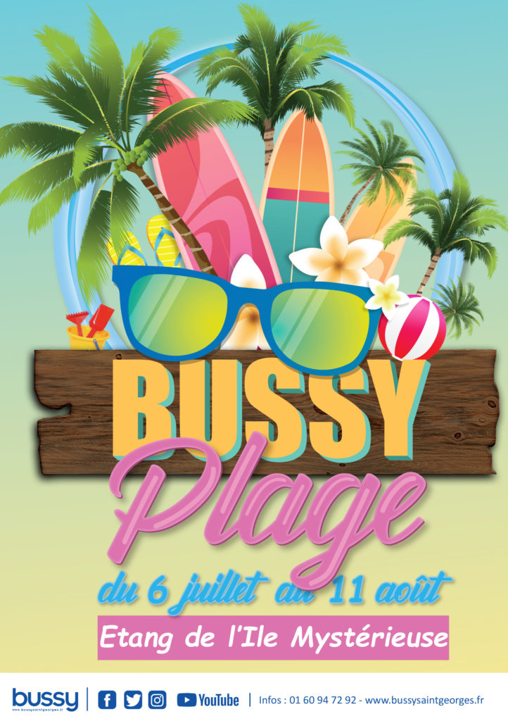 Image Bussy Plage