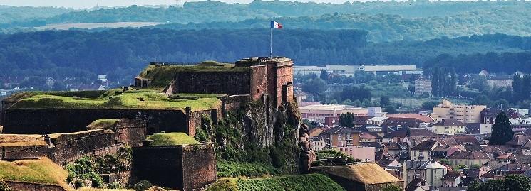 Image Visite des fossés de la Citadelle