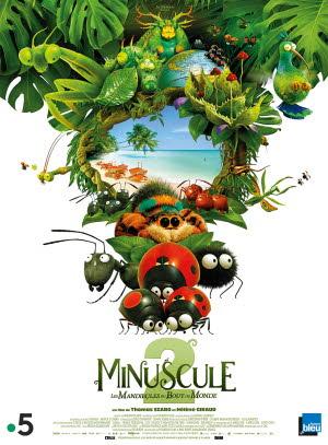 Image Projection du film : Minuscule 2