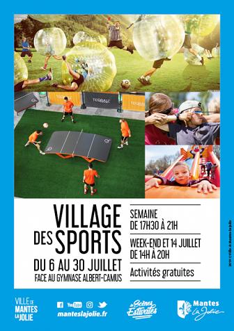 Image Village des Sports