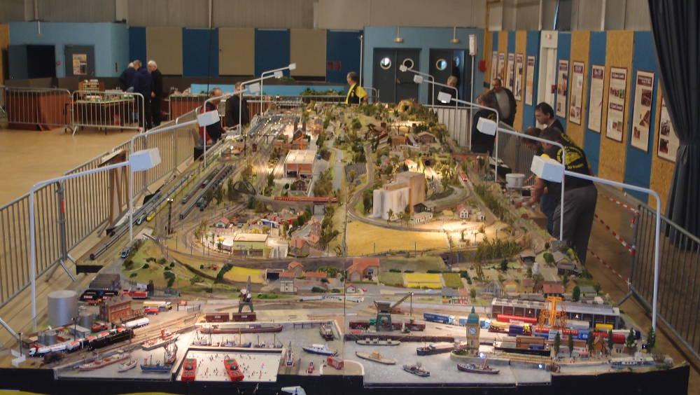 Image Exposition de modélisme ferroviaire