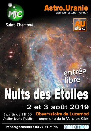 Image Soirées astro: