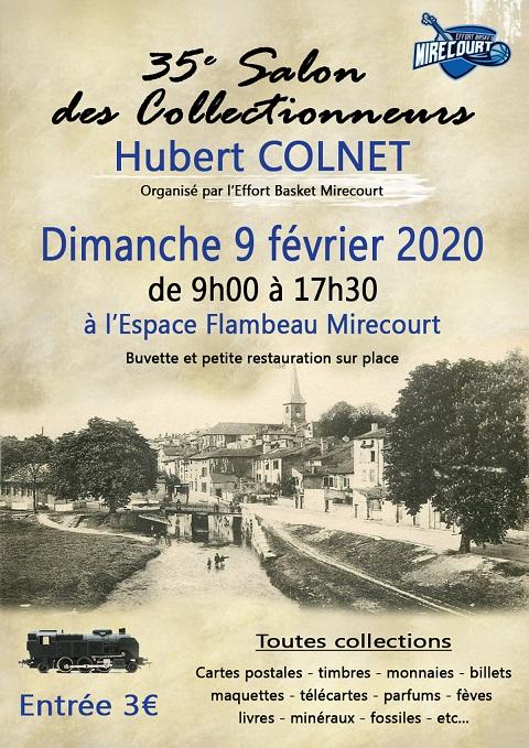 Image Salon des collectionneurs Hubert Colnet - 35 ième édition