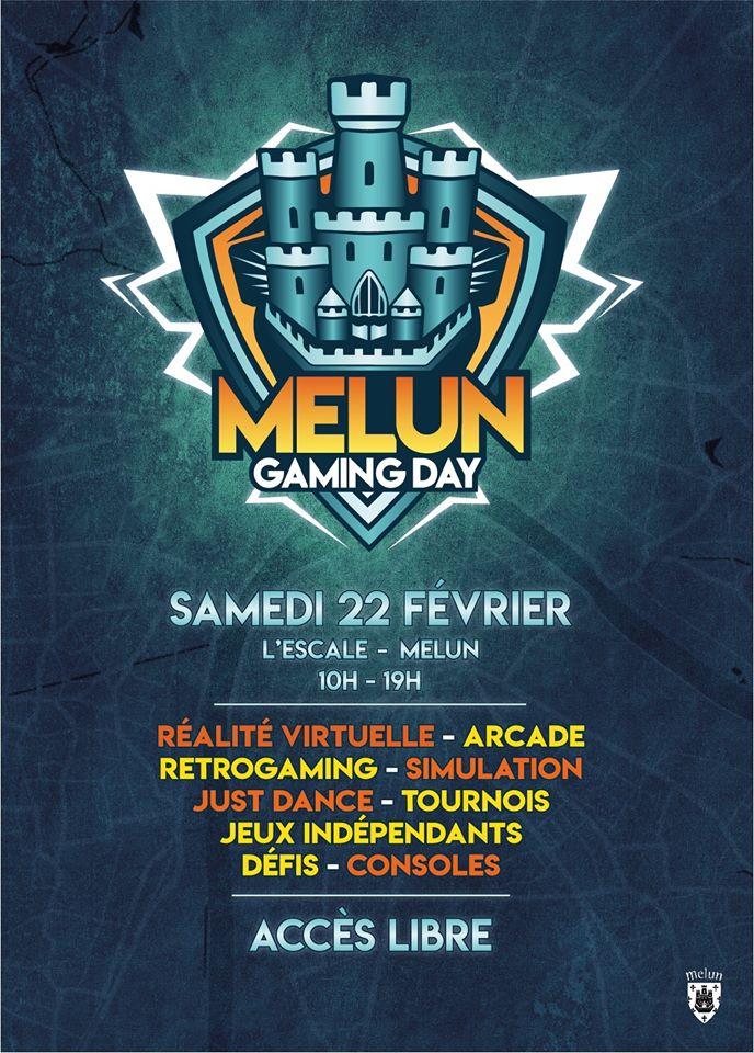 Image Melun Gaming Day