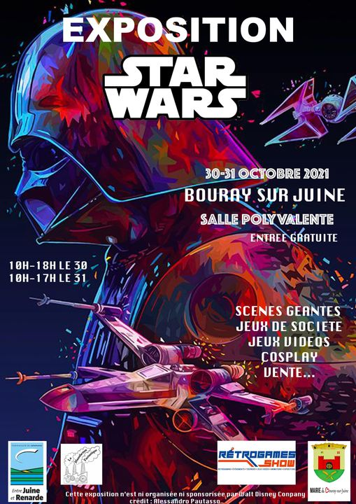 Image Exposition Star Wars