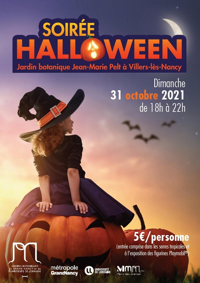 Image Soirée halloween