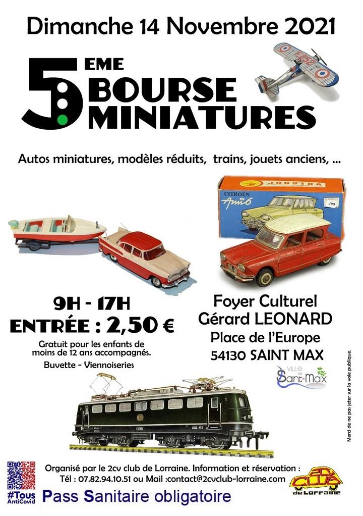 Image Bourse des miniatures