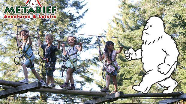 Image Métabief aventures - Le village loisirs