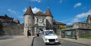 Image Petit Train de Besançon