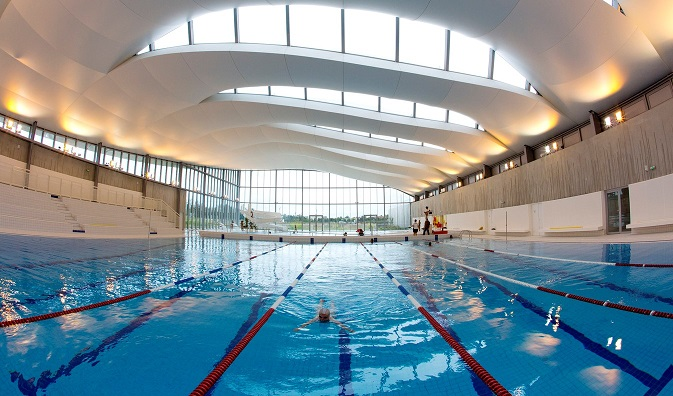 Image Centre aquatique Val-d'Europe
