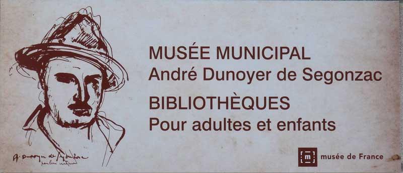 Image Musée municipal André-Dunoyer-de-Segonzac