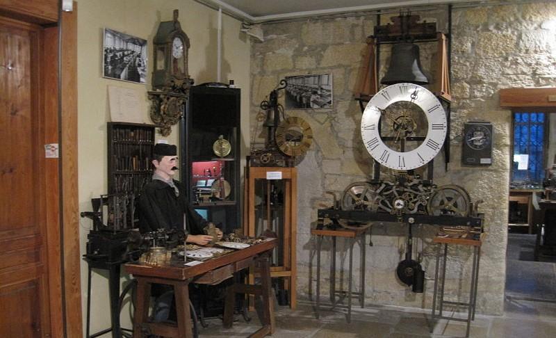 Image Musée de l'horlogerie du Haut-doubs