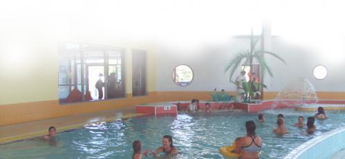 Image Le centre aquatique de Delle