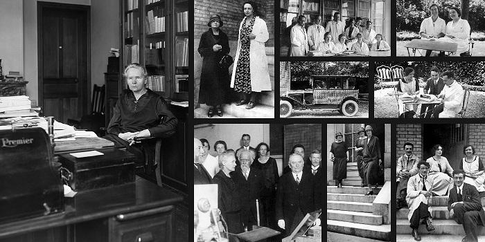 Image Musée Curie - Institut du radium