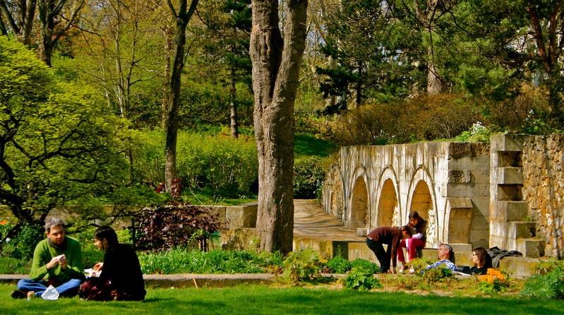 Image Parc de Bercy