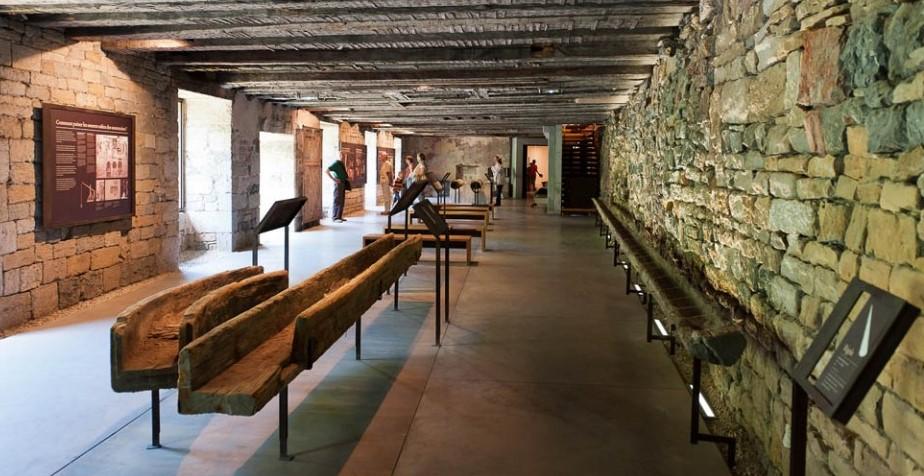 Image Grande Saline et musée du Sel