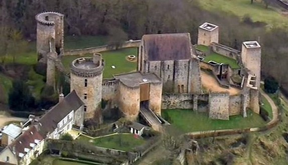 Image Château de la Madeleine