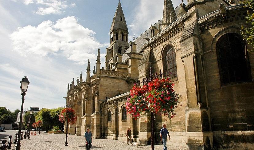 Image Collégiale Notre-Dame de Poissy