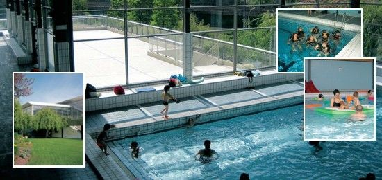 Piscine champerret free piscine with piscine champerret for Piscine houilles horaires