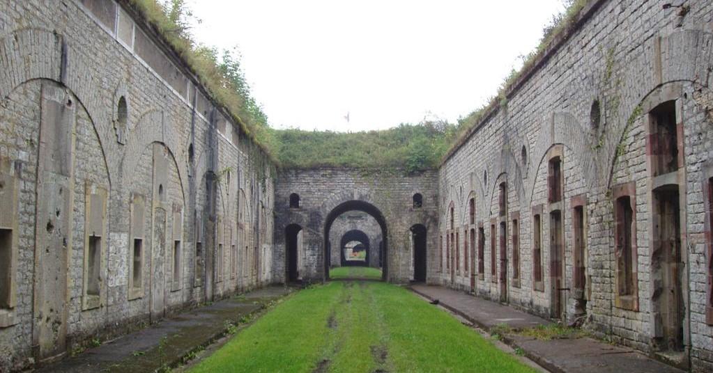 Image Fort du Mont Vaudois