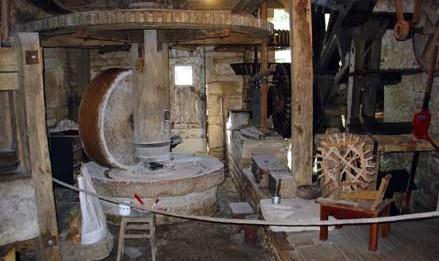 Image Huilerie - Moulin
