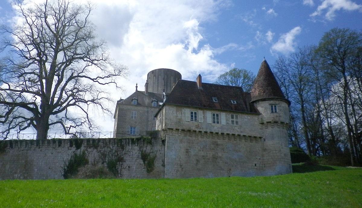 Image Parc du château de Rupt sur Saône