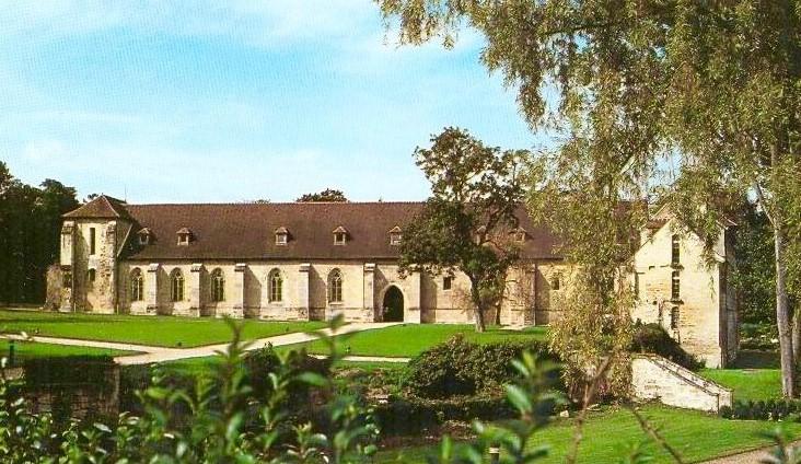 Image Abbaye de Maubuisson