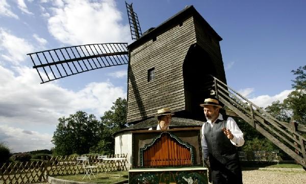 Image Moulin de Sannois