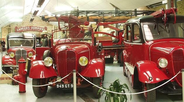 Image Musée des Sapeurs-pompiers du Val-d'Oise