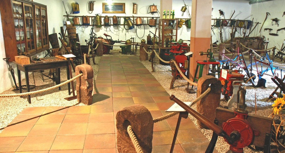 Image Musée du Vigneron - Cave du Vieil Armand