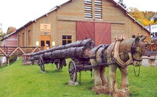 Image Espace des métiers du bois et du patrimoine
