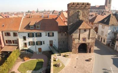 Image Le musée de la porte de Thann