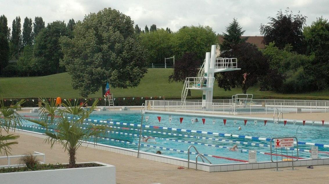 Image Piscine de la Grenouillère - Parc de Sceaux