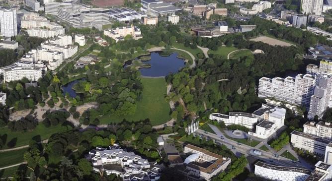 Image Parc André Malraux