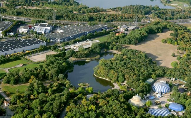 Image Parc des Chanteraines