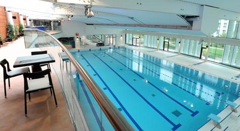 Image Centre aquatique à Levallois