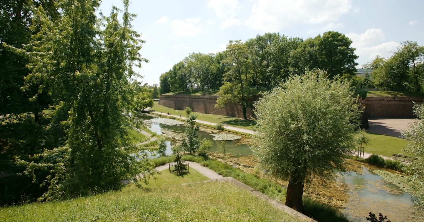 Image Le parc de la Citadelle