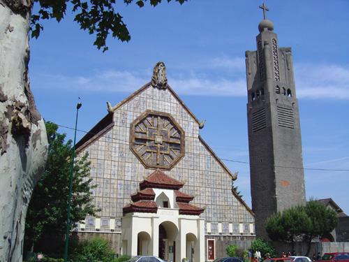 Image Eglise Notre-Dame des Missions