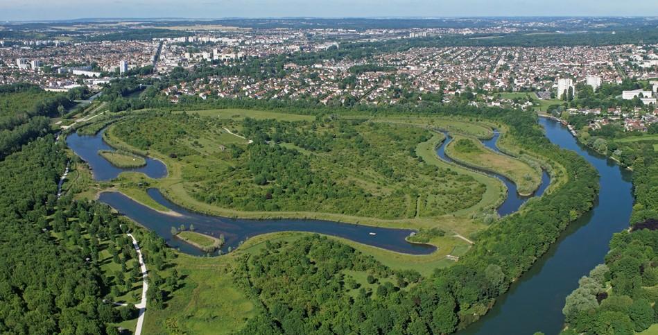 Image Parc Départemental de la Haute-Ile