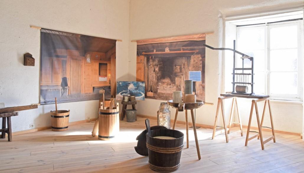 Image Maison de La Fourme d'Ambert
