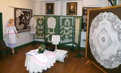 Image Musée de la dentelle