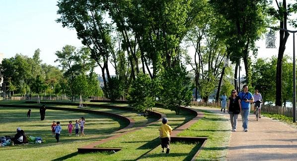 Image Parc de Gerland