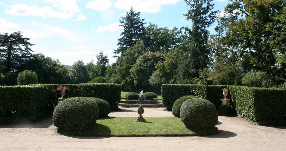 Image Jardins de La Croze